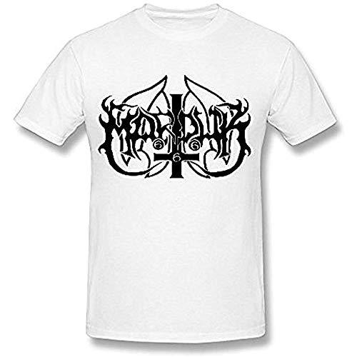 Camiseta para hombre, diseño de Marduk Death Metal Logo PC. L