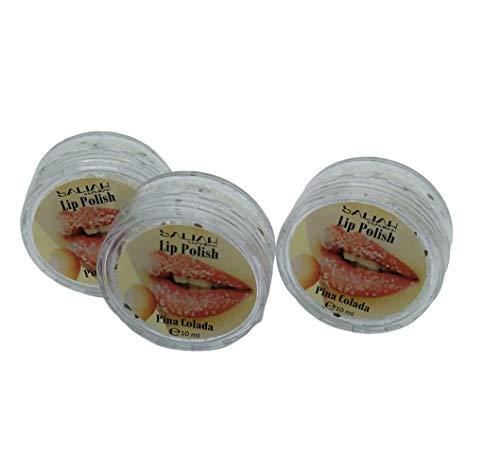 SALIAH by Savirah Lip Polish Scrub Exfoliator Pina Colada, 0.03 kg