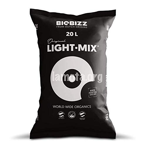 City Hydroponics Bio Bizz Light Mix Organic Potting Soil 20L