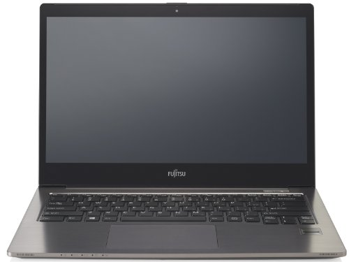 Fujitsu LIFEBOOK U904 35,6 cm (14 Zoll) Business Ultrabook mattes Display (Intel Core i7 4600U bis zu 3,3 GHz, 10GB RAM, 256GB SSD, 4G/LTE, Win 8.1) schwarz/grau