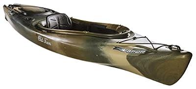01.6460.1072 Old Town Canoes & Kayaks Vapor 12 Angler Fishing Kayak from Johnson Outdoors Watercraft