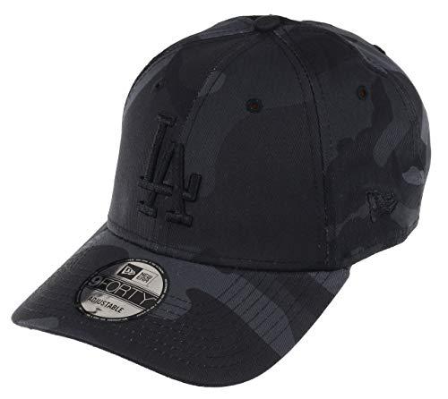 New Era Los Angeles Dodgers 9forty Adjustable Cap Camo Essential Dark Camo One Size