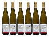 Domaine Vincent Goesel – Vin blanc d'Alsace GEWURZTRAMINER'Cuvée Particulière' – 2019 – Lot de 6 bouteilles de 75cl