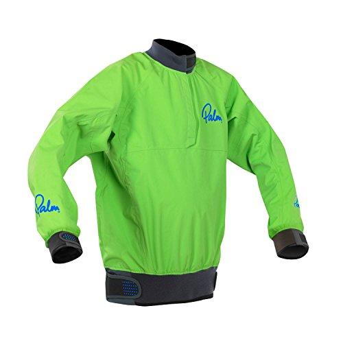 Palm Kajak oder Kajakfahren - Vector Kids Junior Junior Kayak Coat Jacket Coat Lime - Leichtgewicht. Wasserdicht und atmungsaktiv