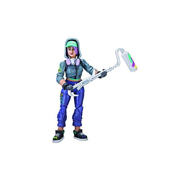 Jazwares- Fortnite Figura coleccionable+accesorios, Multicolor (FNT0015) , color/modelo surtido 1