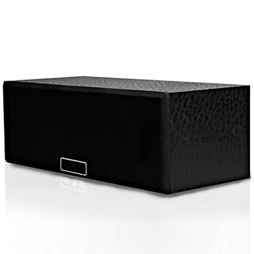 Cheap Speaker, ERISAN USB Powered Portable Speaker for Projector Computer Laptop Phone (Single) (Bla...
