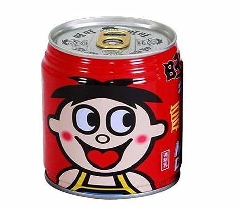 旺仔【12缶セット】 milk ミルク 復原乳 調製女乃 中?物? 1缶 245m ×12