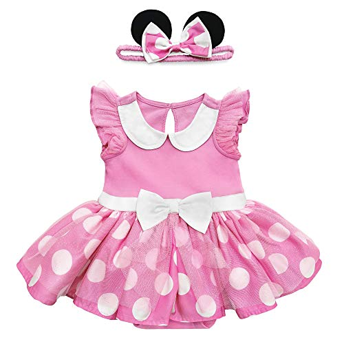 Disney Pink Minnie Mouse Costume...