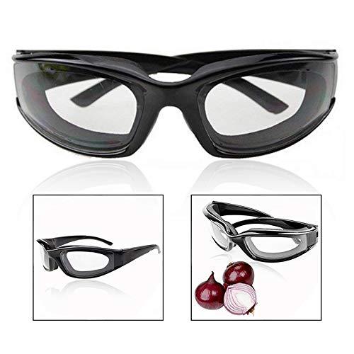 Xrten Küche Zubehör Zwiebel Schutzbrille,Winddichte Zwiebel Brille Schutzbrille Augen Protector