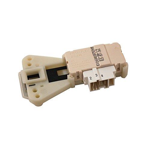 Véritable Interrupteur de verrouillage pour porte Indesit 1604781