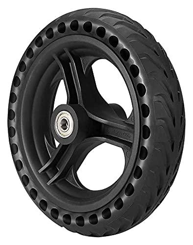 WYDM Neumáticos de Scooter eléctrico, Rueda de Scooter eléctrico Juego de neumáticos de Cubo de Repuesto sólido 8.5 para neumáticos de Scooter eléctrico de Scooter eléctrico M365