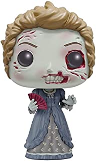 POP Movies: Pride and Prejudice and Zombies - Mrs. Featherstone