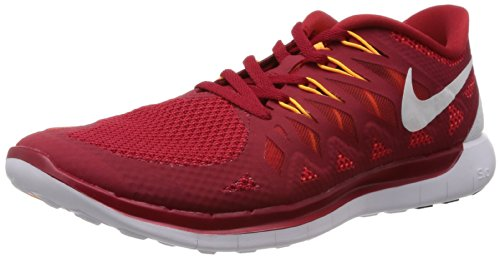 Nike Herren Sneakers, weinrot, 47 EU
