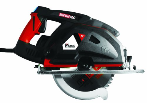 MK Morse 9-Inch Metal Cutting Circular Saw