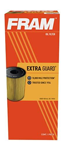 FRAM Extra Guard CH9018, 10K Mile Change Interval Cartridge Oil Filter
