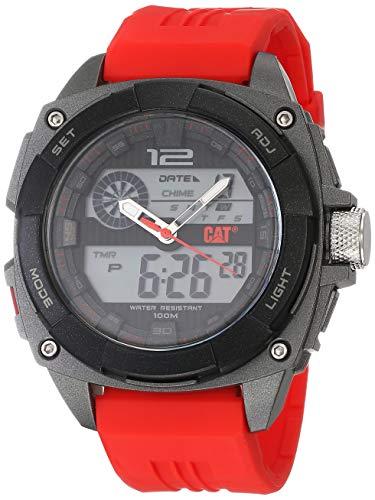 Reloj Digita para Hombre color Rojo MD15528128