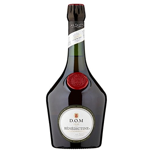Photo of Benedictine D.O.M Liqueur 700ml (Pack of 6 x 70cl)
