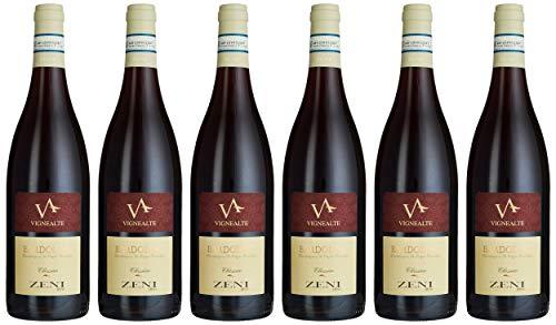 Cantina Zeni Bardolino Classico Vigne Alte Trocken (6 x 0.75 l)