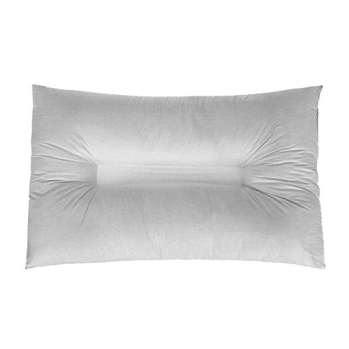 HOMESCAPES Oreiller Anti ronflement 48 x 74 cm