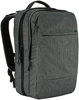 Incase(インケース) City Commuter Pack INCO100146-HBK ジップアップを開くと35%増量できる大容量のバックパック ヘザーグレー [並行輸入品]