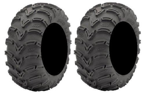 Pair of ITP Mud Lite (6ply) ATV Tires 24x10-11 (2)