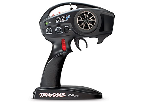 Traxxas 6507R TQi 2.4 GHz High Output 4-Channel Radio System with Traxxas Link Wireless Module, TSM