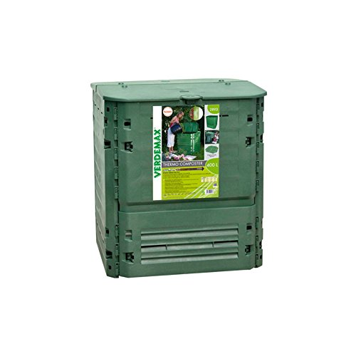 Buy Bargain Verdemax 2893 400 Litre 74 x 74 x 84 cm Thermo King Composter