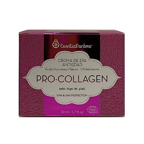 Crema antiedad PRO-COLLAGEN (DNA & UVA PROTECTION) 50 ML ecológica