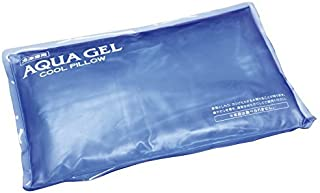 紀陽除虫菊 クラッシュゼリー アイス枕 凍らない冷凍枕 AQUA GEL K-2359 【まとめ買い12個セット】