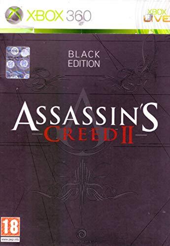 Xbox 360 - Assassin's Creed II - Black Edition - [ITALIAN VERSION - MULTILANGUAGE]