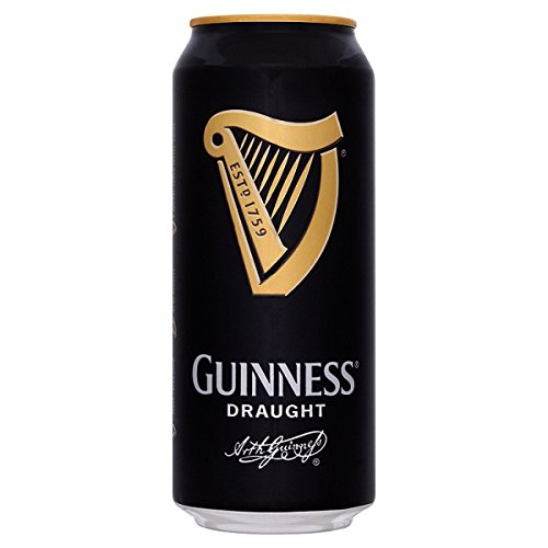 Guinness de barril 440ml (paquete de 6 x 4x440ml)