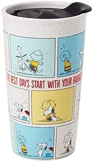 Hallmark Peanuts Comic Strip Travel Mug