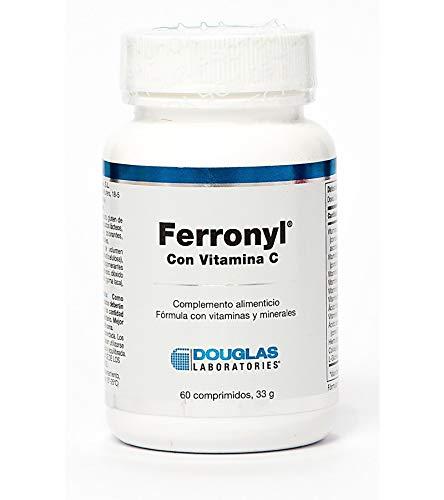 Ferronyl Con Vitamina C 60 comprimidos de Douglas Laboratories