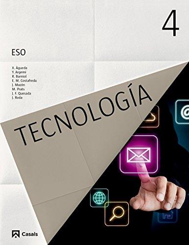 Tecnología 4 ESO (2016) - 9788421860991
