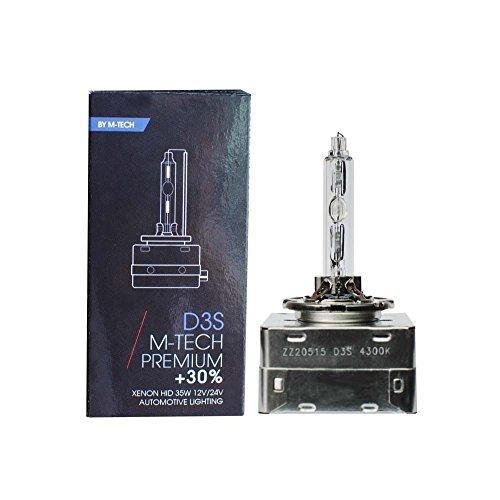 M-Tech ZMD3S43 Ampoule Xénon d3s