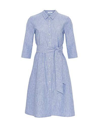 OPUS Damen Wuta Kleid, Forever Blue, 42