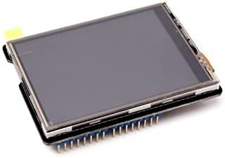 In ZIYUN 2.8 TFT Touch Shield V2.0,Full screen resistive touch active range,Touch the display,65535 rich colors display