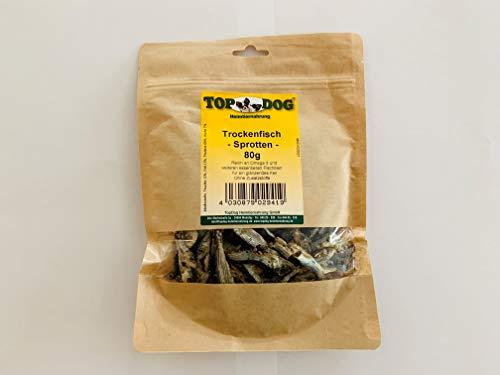 Top Dog Trockenfisch - Sprotten - 200g