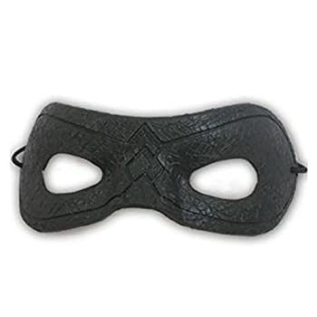 Green Arrow Oliver Queen Mask Blinder Halloween Eye Patch  Black