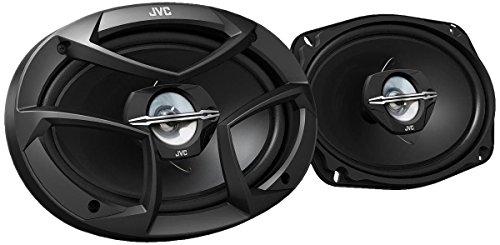 JVC cs-j6930–System 2-Wege Koax-Lautsprechersystem, Schwarz
