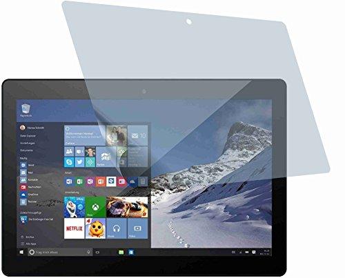 4ProTec I 4X ANTIREFLEX matt Schutzfolie für Odys Winpad 10 2in1 Premium Bildschirmschutzfolie Displayschutzfolie Schutzhülle Bildschirmschutz Bildschirmfolie Folie