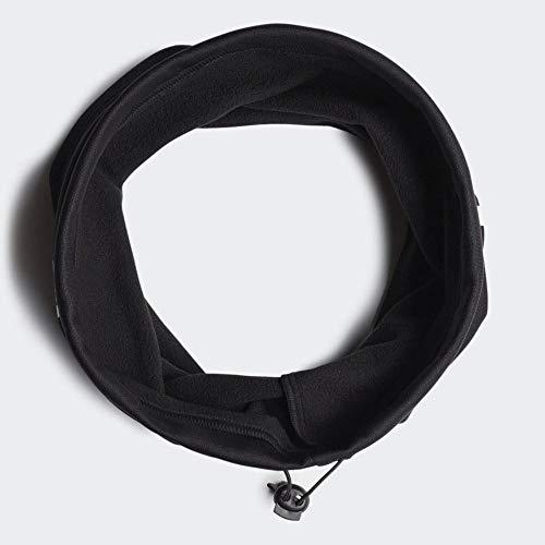 adidas Tiro Neckwarmer Head Band, Unisex adulto, black/white, OSFM