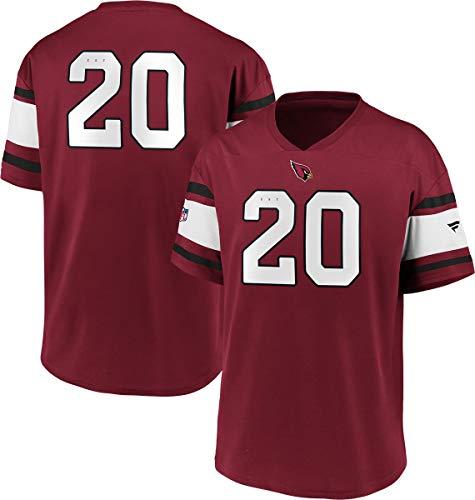 Fanatics NFL Arizona Cardinals Trikot Shirt Iconic Franchise Poly Mesh Supporters Jersey (M)
