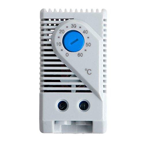 KTS011 - Termómetro para sensor mecánico compacto (0-60 °C)