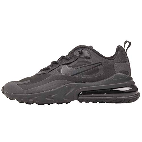 Nike Men's Low-Top_Sneakers, Black Dark Grey, 6