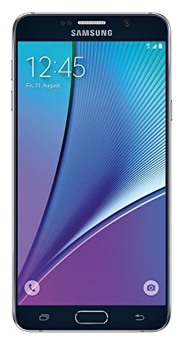 Samsung Galaxy Note5 N920V 32GB Verizon CDMA No-Contract Smartphone - Black Sapphire (Certified Refurbished)