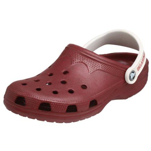 Crocs Beach Shoe Florida Gators -Sea Blue/Orange (Size: Small (M4-5 / W6-7))