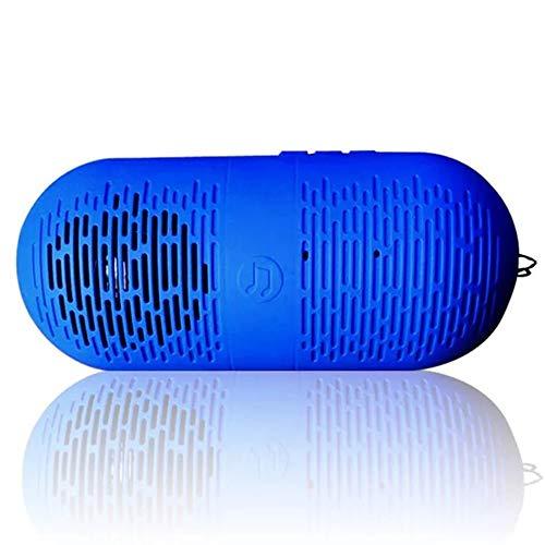 Xiao Jian Bluetooth-luidspreker, draadloos, mini-luidspreker, mobiel, subwoofer-kaartstekker, draagbaar, in audio-modus voor auto, MP3-speler Een