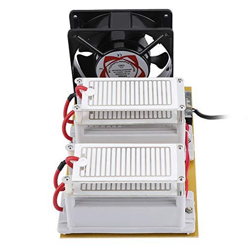 Ozongenerator, 20 g/u Ozonreiniger Ventilator Luchtsterilisator Desinfectiemachine voor thuis/werkplaats/openbare plaatsen
