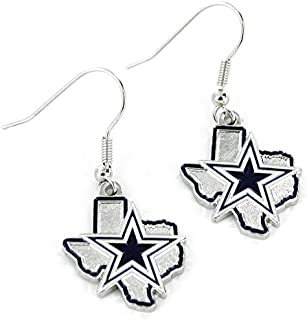NFL Atlanta Falcons Home State Earrings
